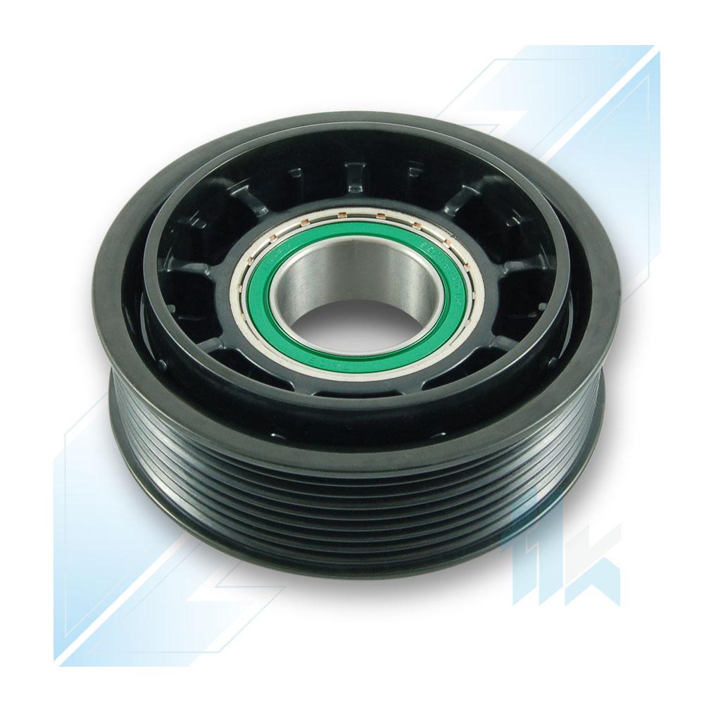 A//C Compressor Clutch for BMW X4 35iX X4 M40iX N55 F25 04.2016-64529396723